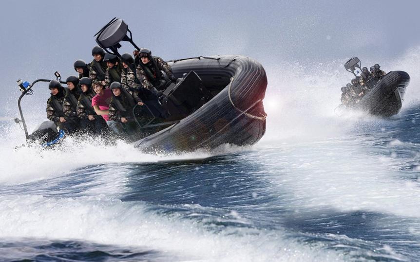 Marine Nationale - Rough