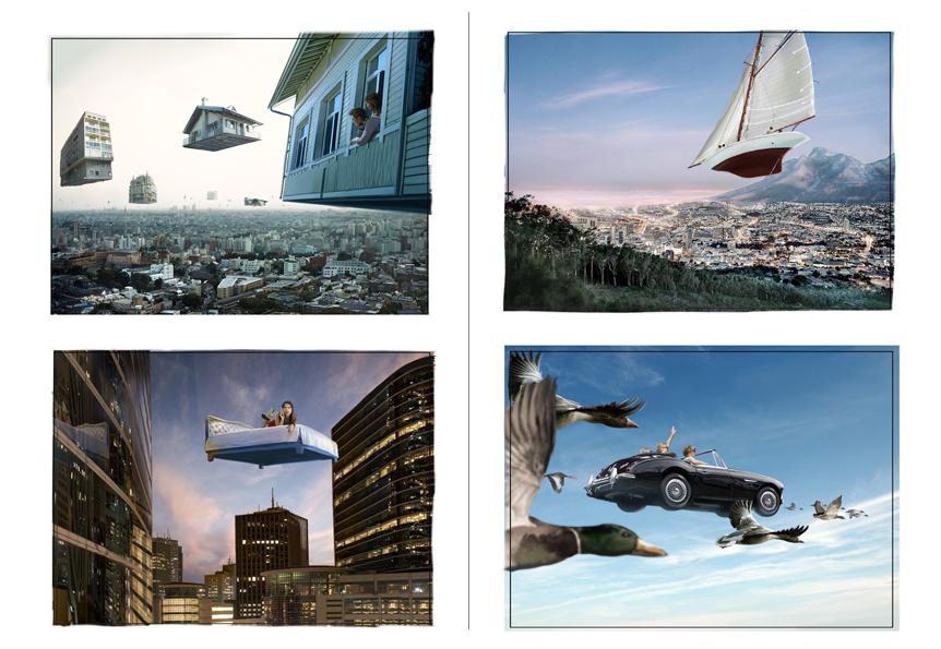 BNP Paribas - Storyboard